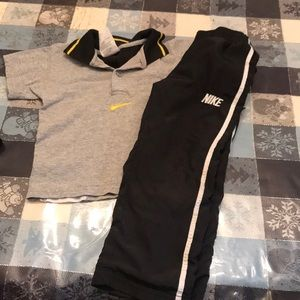 Nike toddler outfit